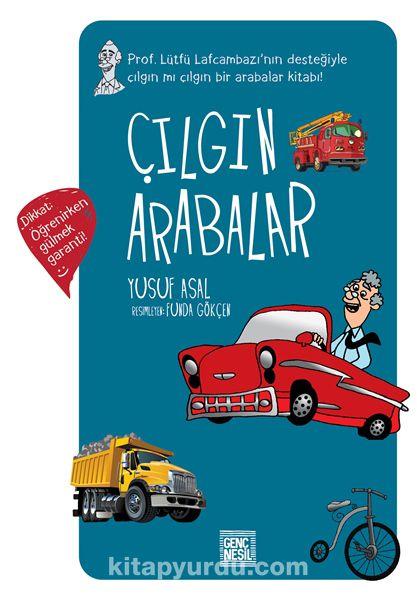 Çılgın Arabalar - Yusuf Asal pdf epub
