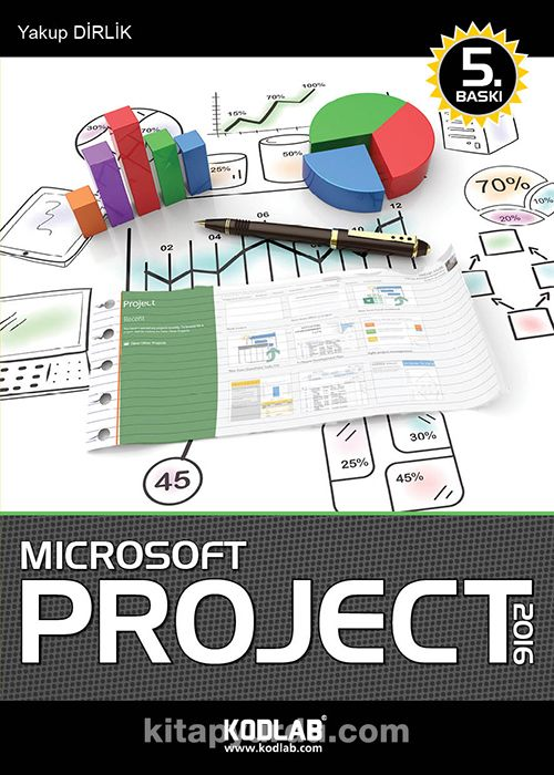 Microsoft Project 2016 - Yakup Dirlik pdf epub