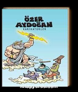 Özer Aydoğan - Karikatürler