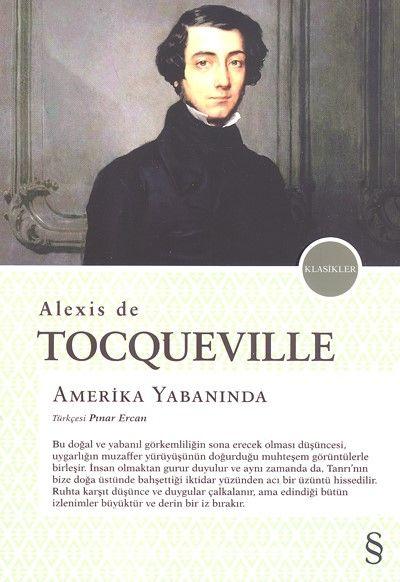 Amerika Yabanında - Alexis de Tocqueville pdf epub
