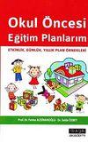 Okul Öncesi Eğitim Planlarım & Etkinlik, Günlük, Yıllık Plan Örnekleri