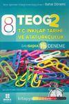 8. Sınıf TEOG 2 T.C. İnkılap Tarihi ve Atatürkçülük Bambaşka 15 Deneme