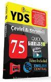 YDS Tamamı Video Anlatımlı Çeviri ve Strateji 75 QUICK TIPS