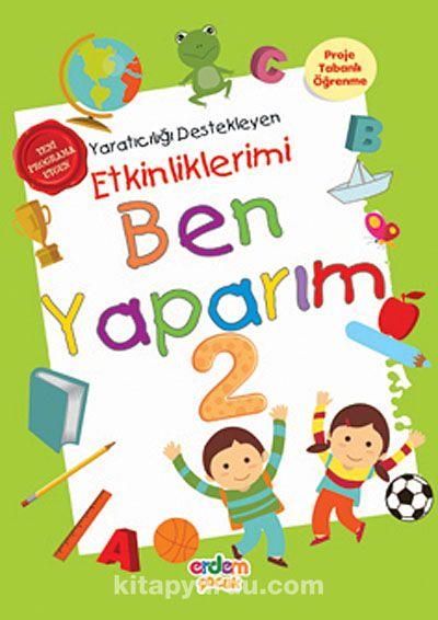 Etkinliklerimi Ben Yaparım 2 - Elif Konar Özkan pdf epub