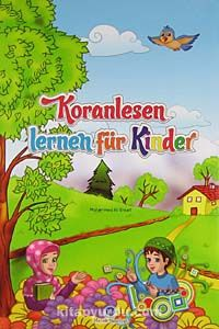 Kur an Elifbası (Koranlesen Lernen für Kinder) (Almanca)