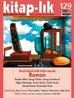 Kitap-lık Sayı: 129 Temmuz-Ağustos 2009 / Roman