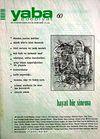 Yaba Edebiyat Sayı: 60 Eylül-Ekim 2009