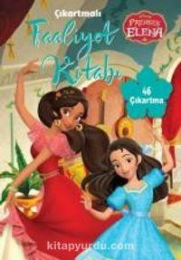 Disney Prenses Elena Çıkartmalı Faaliyet Kitabı - Kollektif pdf epub
