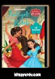 Disney Prenses Elena çıkartmalı Faaliyet Kitabı Kollektif