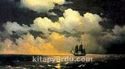 Rus Donanmasına Dönen Macera Gemisi-1848 / Ivan Konst. Aivazovsk (AIK 007-60x110) (Çerçevesiz)