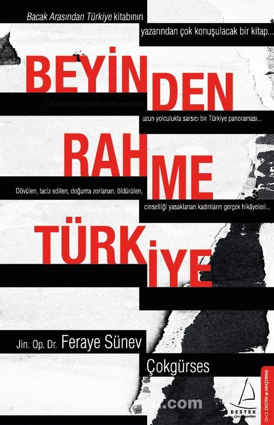 Beyinden Rahme Türkiye - Dr. Feraye Sünev Çokgürses pdf epub