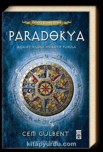 Paradokya <br /> Adalet Yıldızı ve Kayıp Pusula