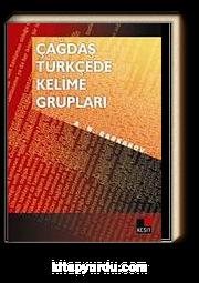 Çağdaş Türkçede Kelime Grupları