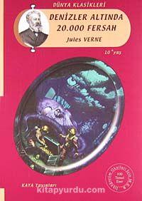 Denizler Altında 20.000 Fersah - Jules Verne pdf epub