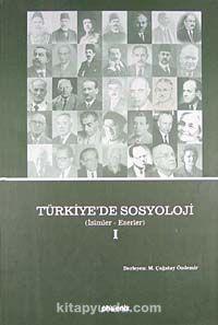 Türkiye'de Sosyolojiİsimler Eserler (2 Cilt-Ciltli) -  pdf epub