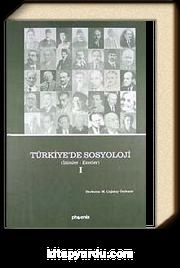 Türkiye'de Sosyoloji & İsimler Eserler (2 Cilt-Ciltli)
