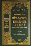 Tek Cilt - Riyaz'üs-Salihin Tercüme ve Şerhi / (Ciltli İthal Kağıt)