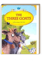 The Three Goats +MP3 CD (YLCR-Level 1)