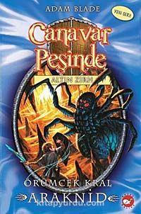 Canavar Peşinde / Altın Zırh Serisi 11. Kitap