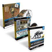3D Studio Max Eğitim Seti (3 Kitap)