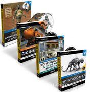 3D Tasarım Uzmanlığı Seti (4 Kitap)