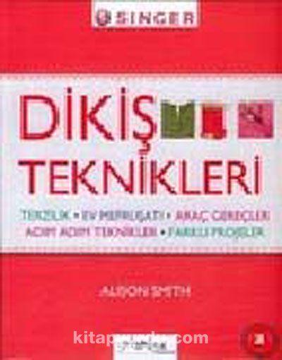 Dikiş Teknikleri - Alison Smith pdf epub