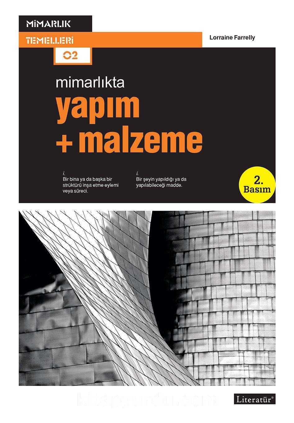 Yapım + Malzeme - Lorraine Farrelly pdf epub