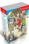 Komik Çocuklar Dizisi (10 Kitap Test İlaveli)