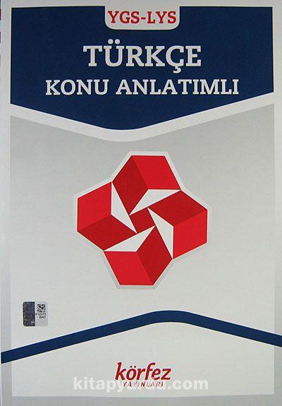 YGS-LYS Türkçe Konu Anlatımlı - Komisyon pdf epub