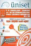 8. Sınıf TEOG 2 T.C. İnkılap Tarihi ve Atatürkçülük Çözümlü Denemeleri 10x20