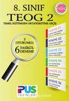 8. Sınıf TEOG 2 - 6 Fasikül Set Deneme