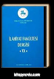 D.E.Ü. İlahiyat Fakültesi Dergisi-20 (2-H-15)