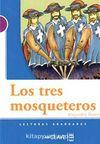 Los tres mosqueteros  (LG Nivel-1) İspanyolca Okuma Kitabı