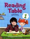 Reading Table 1 with Workbook + Audio CD