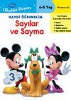 Haydi Öğrenelim Sayılar ve Sayma 4-5 Yaş / Disney Okulda Başarı 2