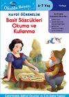 Haydi Öğrenelim Basit Sözcükleri Okuma ve Kullanma 6-7 Yaş / Disney Okulda Başarı 15 (Prenses)