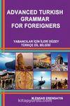 Yabancılar İçin İleri Düzey Türkçe Dil Bilgisi