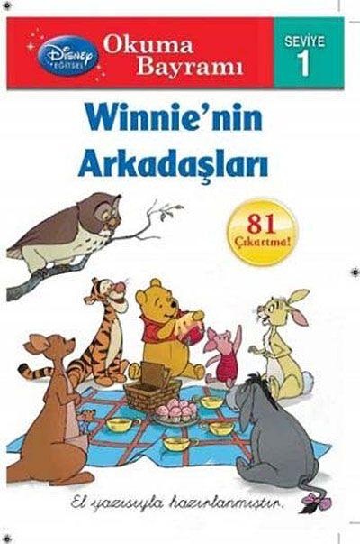Winnie'nin Arkadaşları / Okuma Bayramı -1