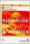 Ejercicios de gramatica - Nivel Inicial (İspanyolca Dilbilgisi - Temel Seviye)