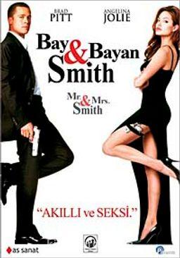Bay ve Bayan Smith - Mr. Ve Mrs. Smith (Dvd)