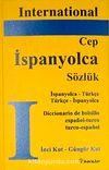 International İspanyolca Cep Sözlük & İspanyolca - Türkçe/Türkçe - İspanyolca Sözlük