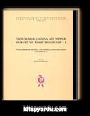 Yeni Sumer Çağına Ait Nippur Hukuki ve İdari Belgeleri 1