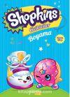 Shopkins Cicibiciler Boyama 5