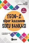 8. Sınıf TEOG 2 Süper Kazanım Soru Bankası 1. Oturum
