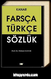 Farsça-Türkçe Sözlük (Karton Kapak-Orta Boy)
