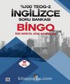 TEOG 2 İngilizce Soru Bankası Bingo