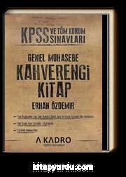 KPSS ve Tüm Kurum Sınavları Genel Muhasebe Kahverengi Kitap