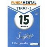 8.Sınıf TEOG 2 İngilizce 15 Deneme