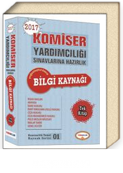 2017 Komiser Yardımcılığı Sınavlarına Hazırlık Tek Kitap