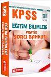 2017 KPSS Eğitim Bilimleri Pratik Soru Bankası